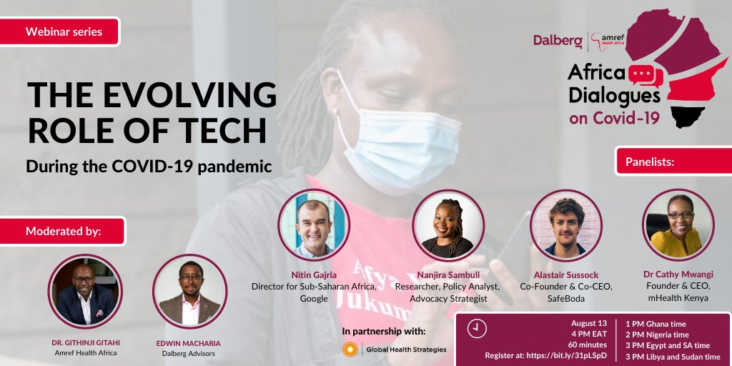 The evolving role of tech during the COVID-19 pandemic